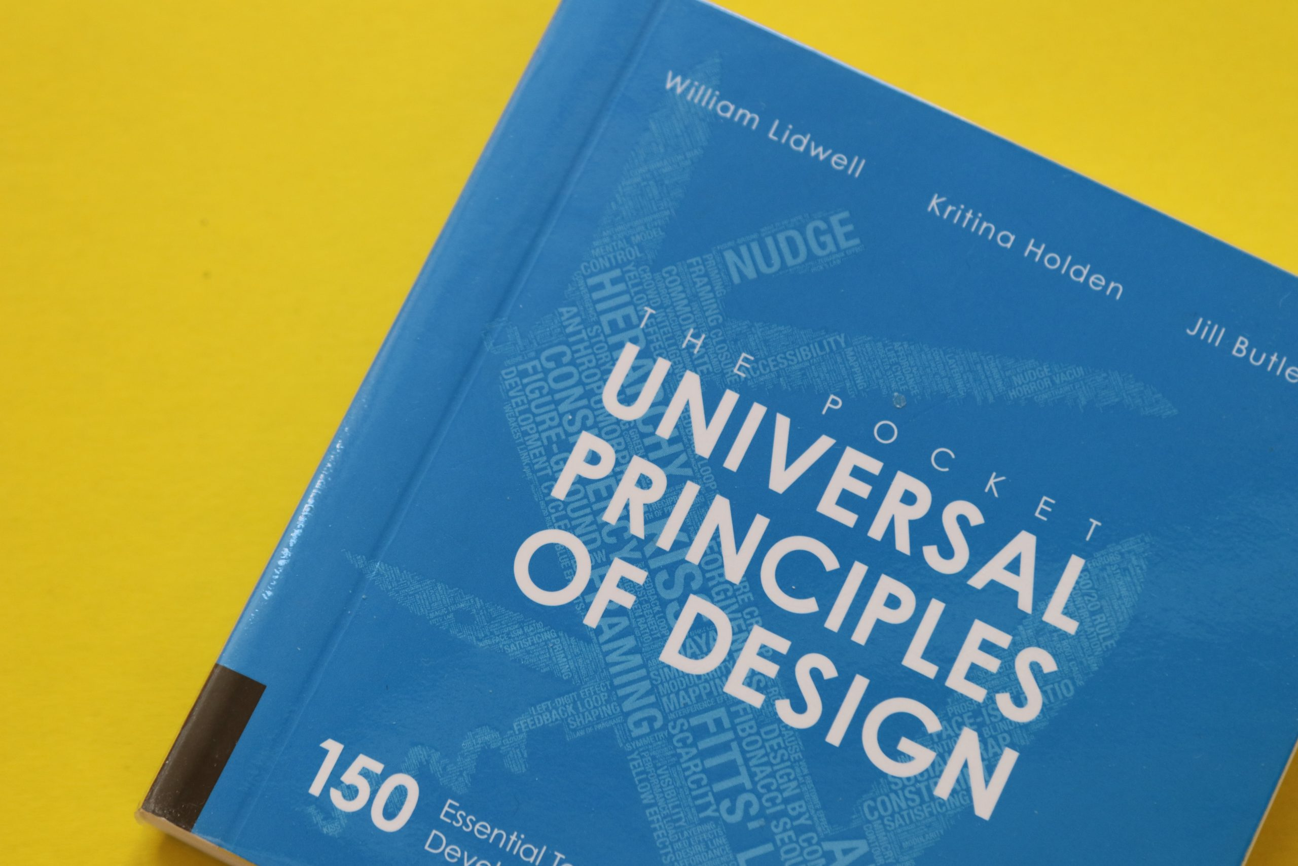 Universal principles of design book