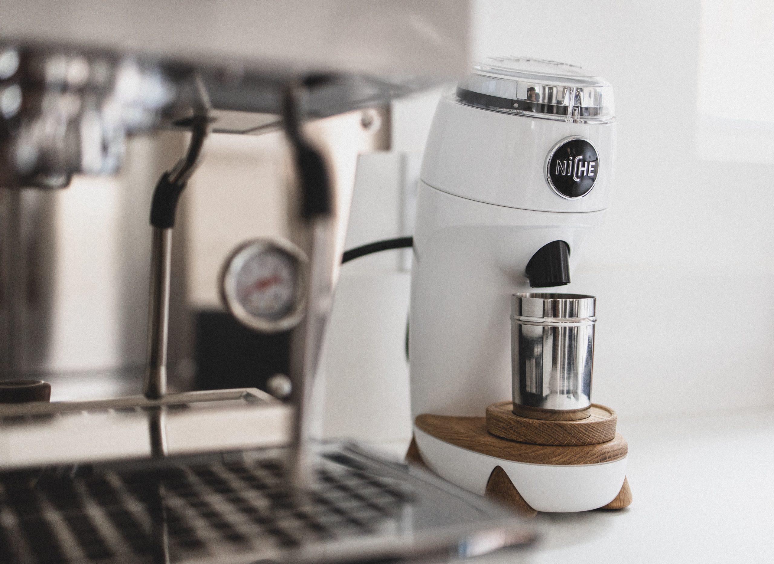 Niche coffe machine